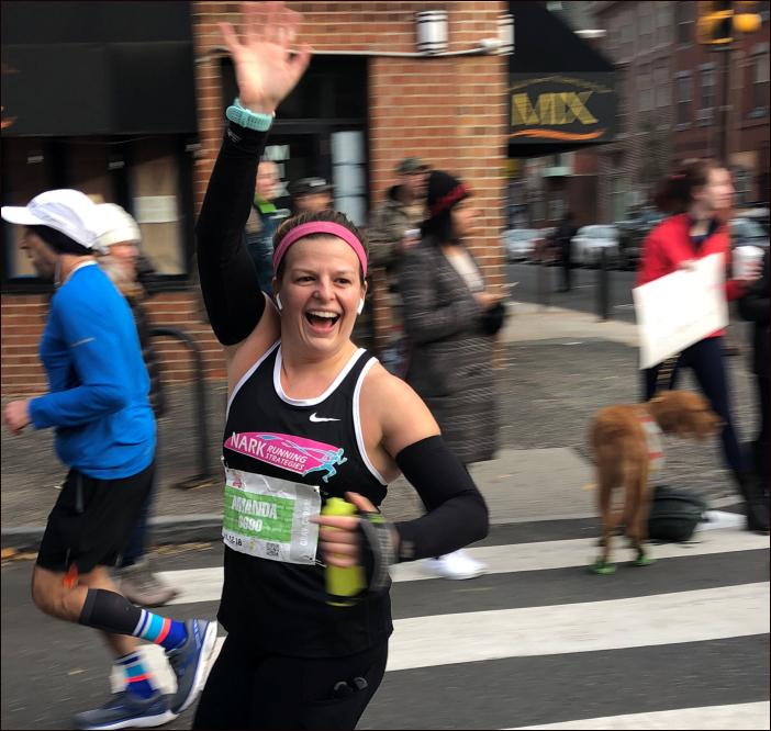 My First Marathon Philadelphia 2018 Hudson Mohawk Road Runners Club